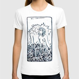 vi - the lovers T-shirt