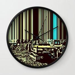TRACTORUS Wall Clock