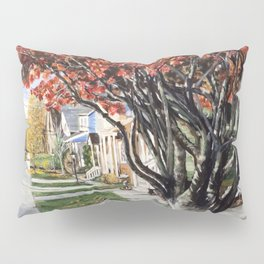 Wednesday Morning on Riale Pillow Sham