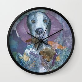 The Pointless Pointer Wall Clock