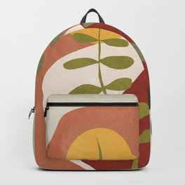 Two Abstract Branches Backpack