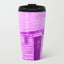 Lilac New World Travel Mug