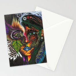 Medicine Woman Stationery Cards