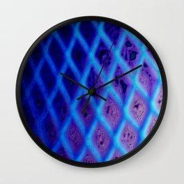 Oh I Wall Clock