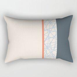 Almohadon Rectangular recorte Rectangular Pillow