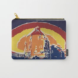 God in Italy Carry-All Pouch