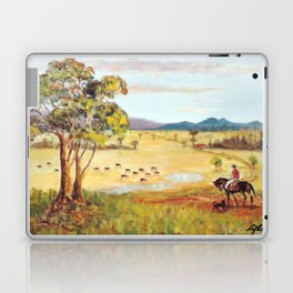 Homeward Bound, Australia              by    Kay Lipton Laptop & iPad Skin