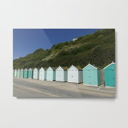 Bournemouth VII Metal Print