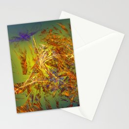 Dream of a Flower Stationery Cards
