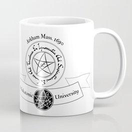 Miskatonic University 1690 Coffee Mug