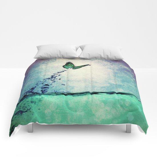 Waterfly Comforters