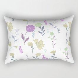 Tulum Floral 5 Rectangular Pillow