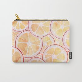 Tangerine Ring Party! Carry-All Pouch