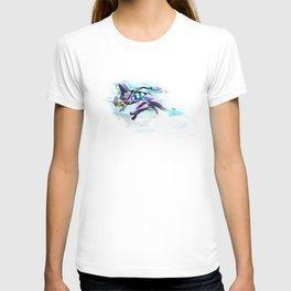 Evangelion Unit 01 - Shinji Ikari's Ride. The Digital Painting. T-shirt