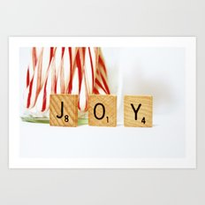 Holiday Joy Art Print