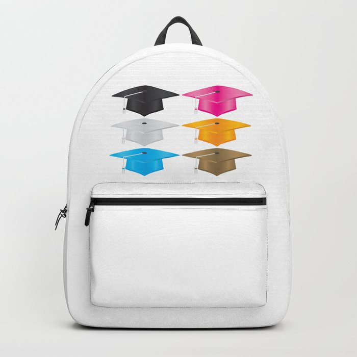 Graduate Cap Backpack