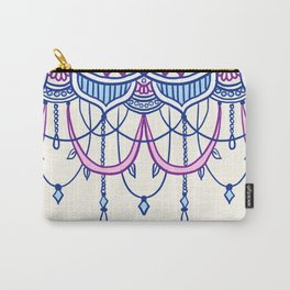 Merry-Go-Around Carry-All Pouch
