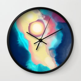 New planet Wall Clock