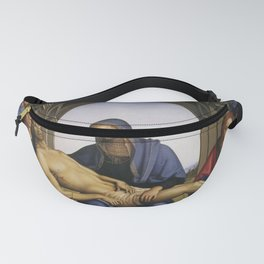 Pietro Perugino - Pieta Fanny Pack