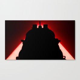 Dark Future Canvas Print