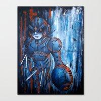 hunter x hunter Canvas Prints featuring Irregular Hunter X-2 by Doom