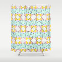 Clear Eyes Full Hearts Can't Lose Shower Curtain