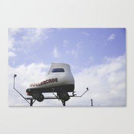The Rollercade Canvas Print