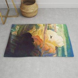 Catmota - N.C. Wyeth Rug