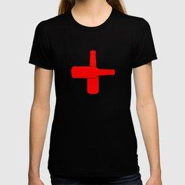 Red Beer Cross T-shirt
