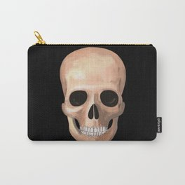 Smiling Skull Carry-All Pouch