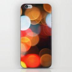 Bokeh1 iPhone & iPod Skin