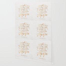 Dumbledore's Magic Words Wallpaper