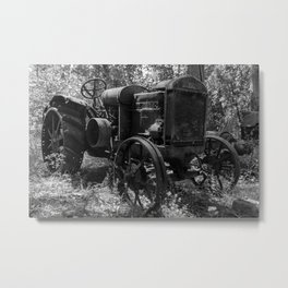 Harvester Of Sorrow Metal Print