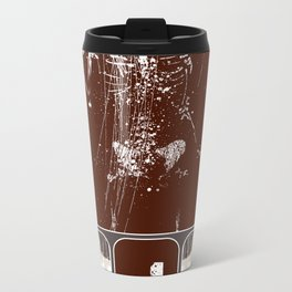 and there before me was a pale horse Metal Travel Mug