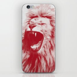 Lion 01 iPhone Skin