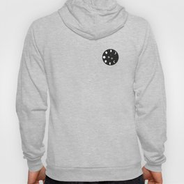 Wonder If - Moon Phase Illustration Hoody