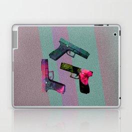 Pretty Pistols Laptop & iPad Skin