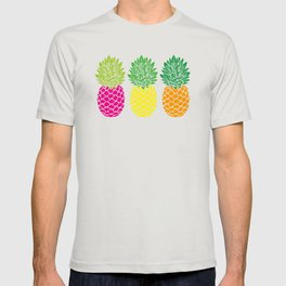 Pineapple Trio T-shirt