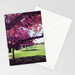 Spring in Your Step Stationery Cards