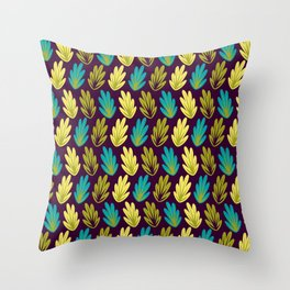 Little Leaf Throw Pillow