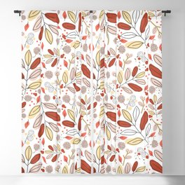 Fall Time Blackout Curtain