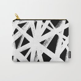So Cross White Carry-All Pouch