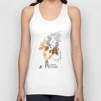 will graham Tank Tops featuring #Someone Please Help Will Graham by Ravenno