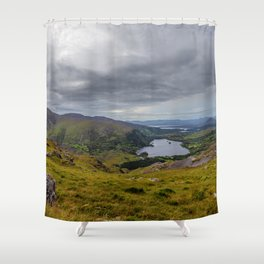 Glanmore Lake Shower Curtain