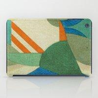 brasil iPad Cases featuring Caprichoso (Parintins - Brasil) by Fernando Vieira