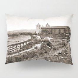 Mission Santa Barbara Pillow Sham