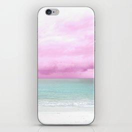 Sorbet Sea iPhone Skin