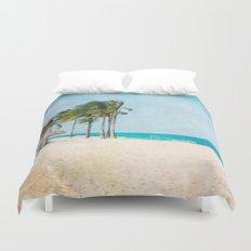Tropical Breeze Duvet Cover