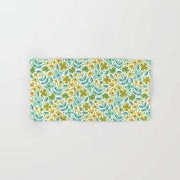 Clover & Floral Field Hand & Bath Towel