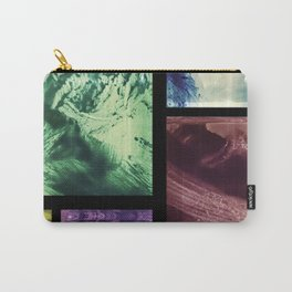 Wall Of Memories Carry-All Pouch